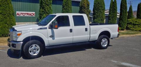 2011 Ford F-350 Super Duty for sale at Autotrack in Mount Vernon WA