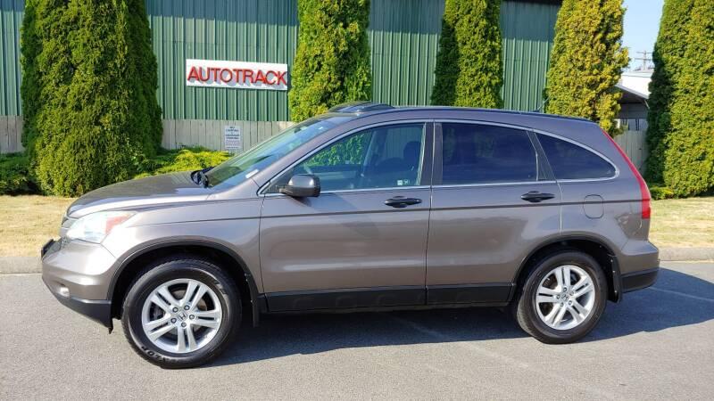2010 Honda CR-V for sale at Autotrack in Mount Vernon WA