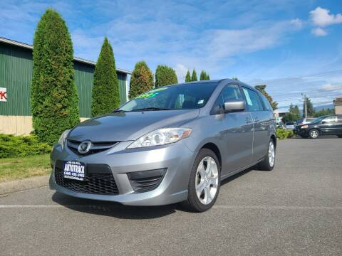2010 Mazda MAZDA5 for sale at Autotrack in Mount Vernon WA