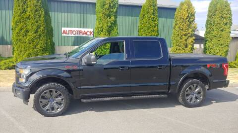 2016 Ford F-150 for sale at Autotrack in Mount Vernon WA