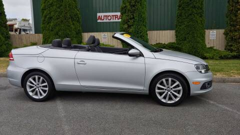 2012 Volkswagen Eos for sale at Autotrack in Mount Vernon WA