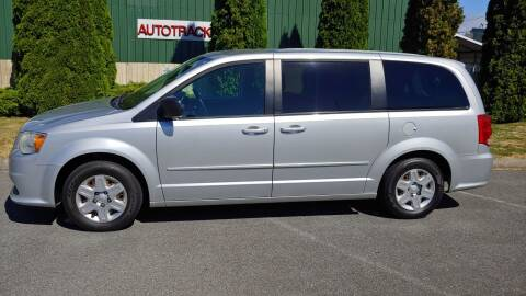2011 Dodge Grand Caravan for sale at Autotrack in Mount Vernon WA