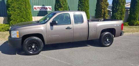 2013 Chevrolet Silverado 1500 for sale at Autotrack in Mount Vernon WA