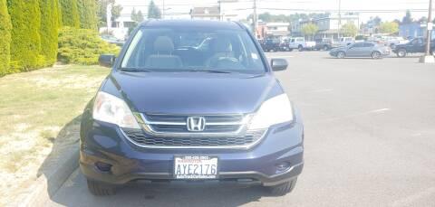 2011 Honda CR-V for sale at Autotrack in Mount Vernon WA