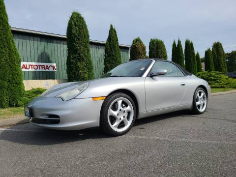 2003 Porsche 911 for sale at Autotrack in Mount Vernon WA