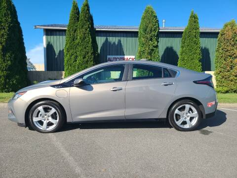2017 Chevrolet Volt for sale at Autotrack in Mount Vernon WA