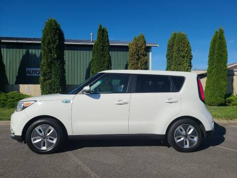 2017 Kia Soul EV for sale at Autotrack in Mount Vernon WA