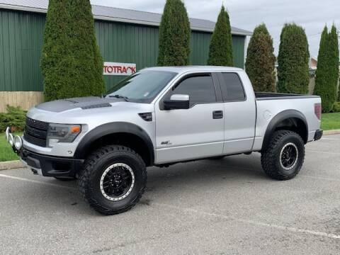 2013 Ford F-150 for sale at Autotrack in Mount Vernon WA