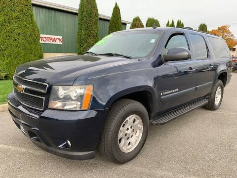 2007 Chevrolet Suburban for sale at Autotrack in Mount Vernon WA