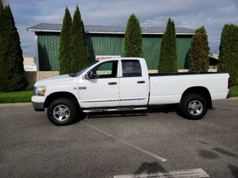 2008 Dodge Ram Pickup 3500 for sale at Autotrack in Mount Vernon WA