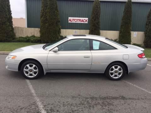 2001 Toyota Camry Solara for sale in Mount Vernon, WA