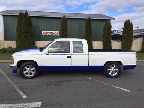 1991 Chevrolet CK 1500 Series For Sale  Carsforsalecom