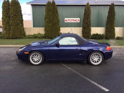 2001 Porsche Boxster for sale in Mount Vernon, WA