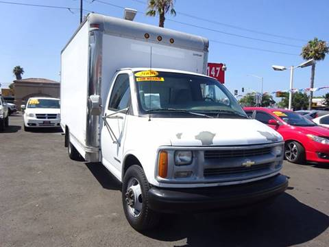 2000 Chevrolet Express Passenger for sale in Chula Vista, CA