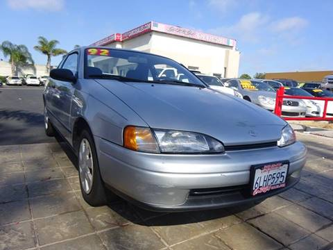 1992 Toyota Paseo for sale in Chula Vista, CA