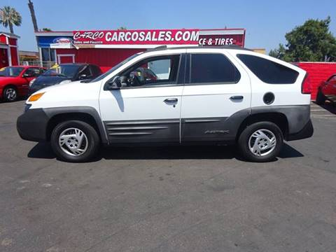 2001 Pontiac Aztek for sale in Chula Vista, CA