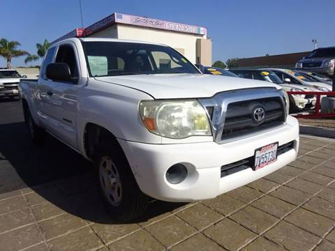 2005 Toyota Tacoma for sale in Chula Vista, CA