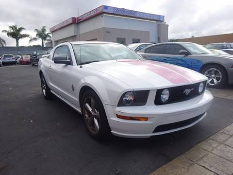 2008 Ford Mustang for sale in Chula Vista, CA