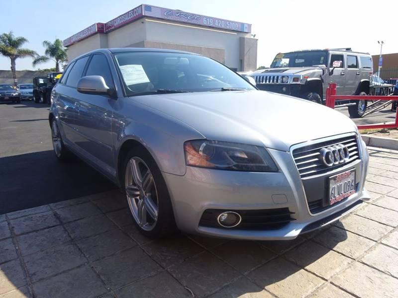 Audi Used Cars Financing For Sale Chula Vista CARCO SALES FINANCE - Audi car finance
