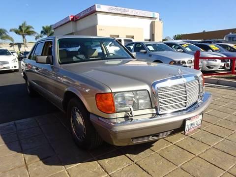 1990 Mercedes Benz 560 Class For Sale Carsforsale Com 174
