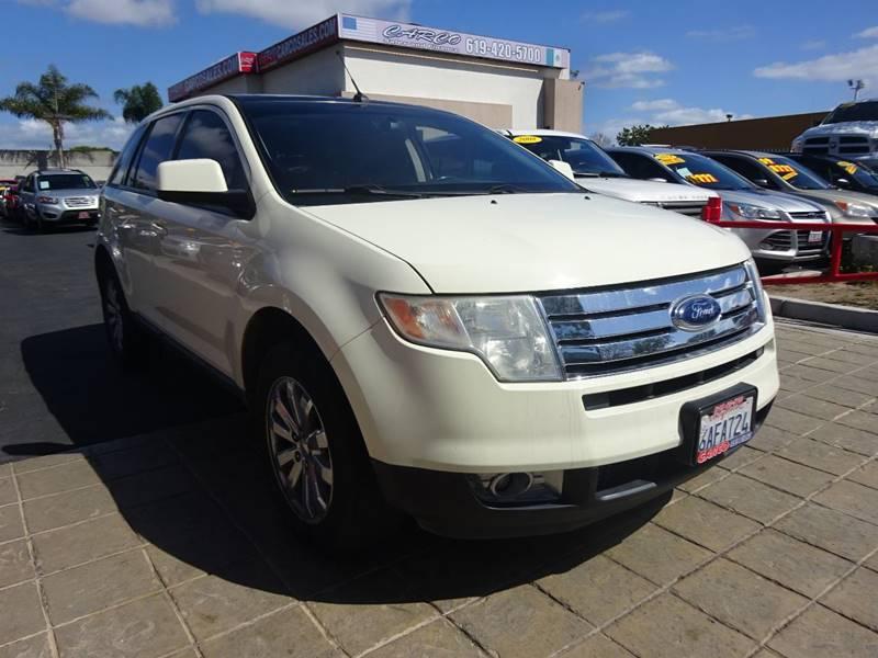 Ford Edge Sel Plus Dr Crossover Chula Vista Ca