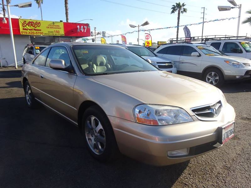 Acura Cl Dr Coupe WNavigation In Chula Vista CA CARCO - 2001 acura cl for sale