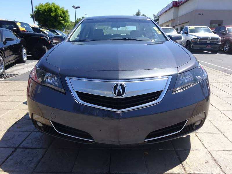 2012 acura tl 4dr sedan w technology package in chula. Black Bedroom Furniture Sets. Home Design Ideas