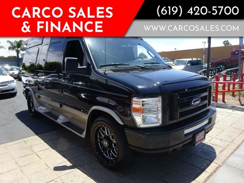 2008 Ford E-150 for sale in Chula Vista, CA