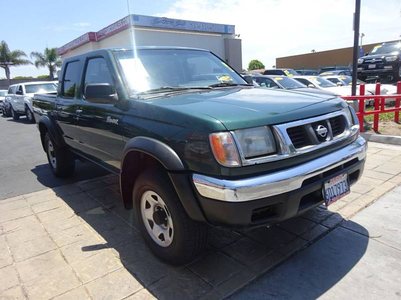 2000 Nissan Frontier 4dr Xe Crew Cab Sb In Chula Vista Ca Carco