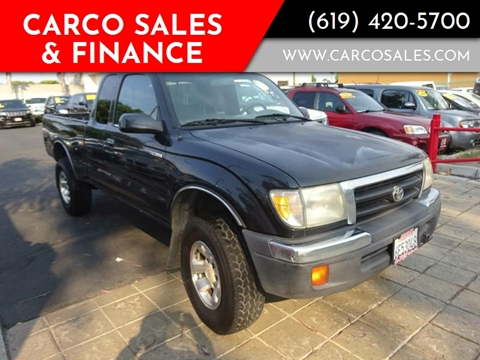 2000 Toyota Tacoma for sale in Chula Vista, CA