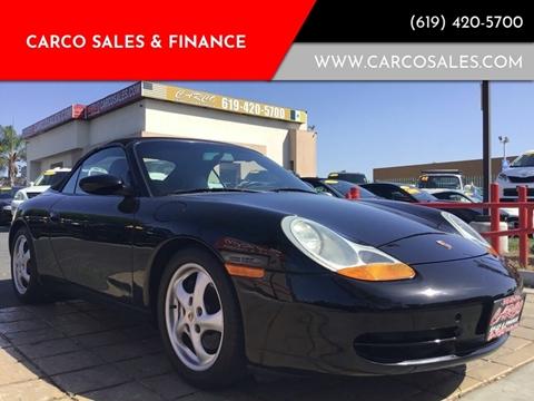 1999 Porsche 911 for sale in Chula Vista, CA