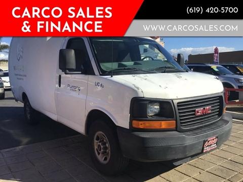 500cc405e97fba Used GMC Savana Passenger For Sale in California - Carsforsale.com®