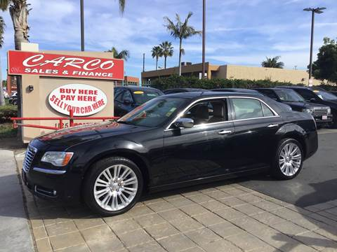 2011 Chrysler 300 Limited for sale at CARCO SALES & FINANCE #3 in Chula Vista CA