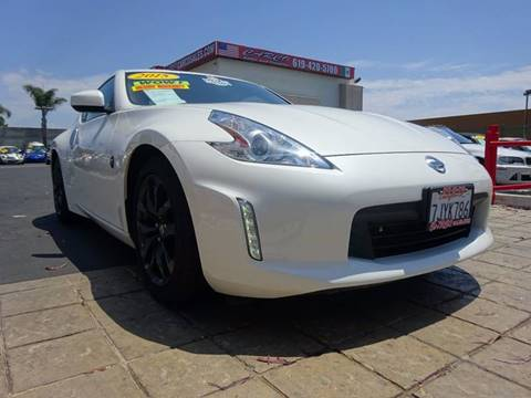 2015 Nissan 370Z for sale in Chula Vista, CA