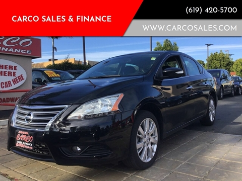 Nissan Chula Vista >> Nissan Used Cars For Sale Chula Vista Carco Sales Finance