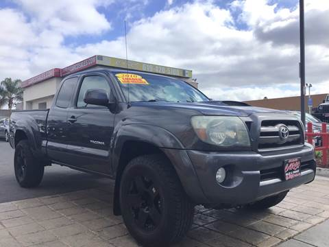 2010 Toyota Tacoma PreRunner V6 for sale at CARCO SALES & FINANCE #2 in Chula Vista CA