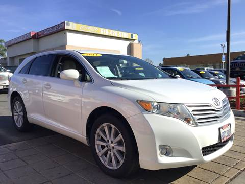 2011 Toyota Venza FWD 4cyl for sale at CARCO SALES & FINANCE #3 in Chula Vista CA