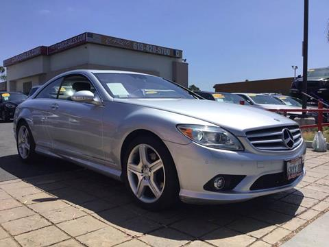 2008 Mercedes-Benz CL-Class for sale in Chula Vista, CA