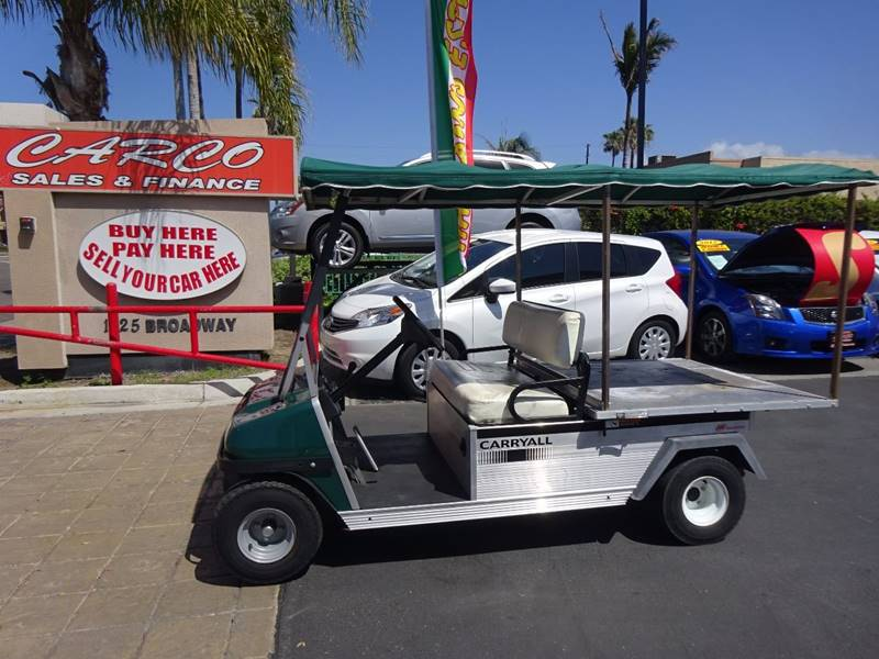 2007 Club Car Cafe Express Kit Car In Chula Vista CA - CARCO SALES ...