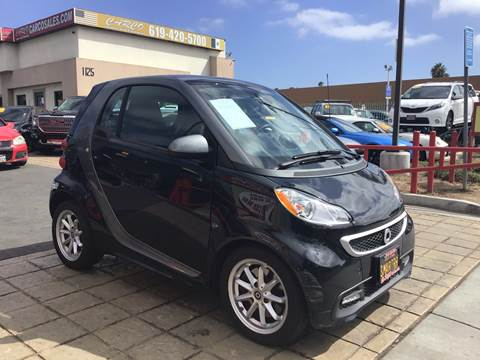 2015 Smart fortwo electric drive for sale in Chula Vista, CA