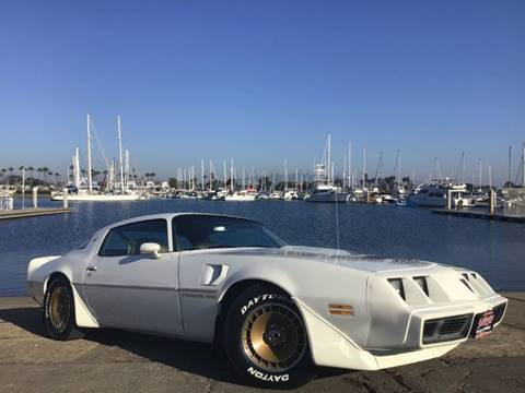 1981 Pontiac Firebird Trans Am for sale at CARCO SALES & FINANCE #3 in Chula Vista CA