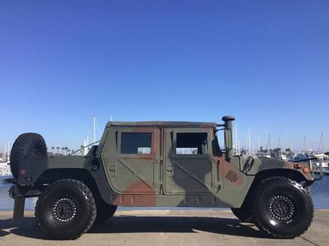 1993 HUMMER H1 for sale at CARCO SALES & FINANCE in Chula Vista CA