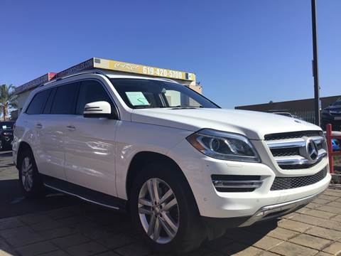 2014 Mercedes-Benz GL-Class for sale at CARCO SALES & FINANCE #3 in Chula Vista CA
