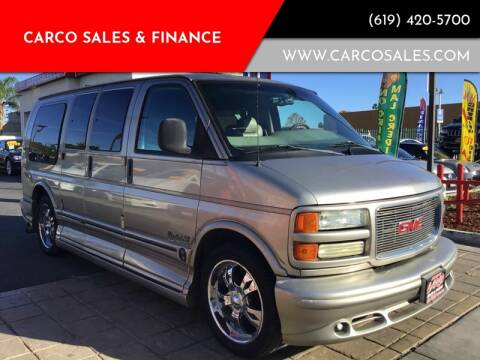 used 2001 gmc savana cargo for sale in new mexico carsforsale com carsforsale com