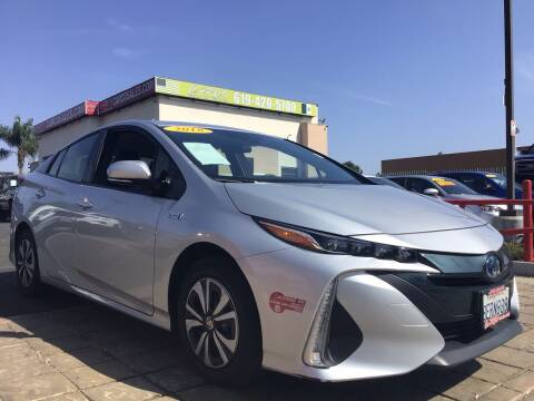 2018 Toyota Prius Prime for sale at CARCO SALES & FINANCE in Chula Vista CA