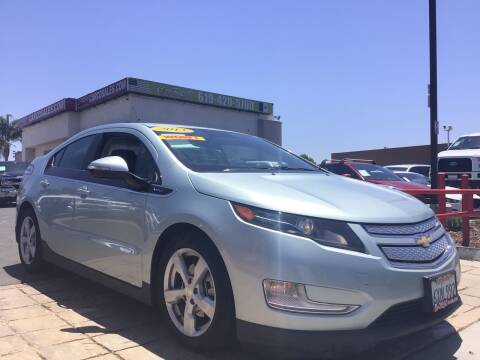 2013 Chevrolet Volt for sale at CARCO SALES & FINANCE #2 in Chula Vista CA