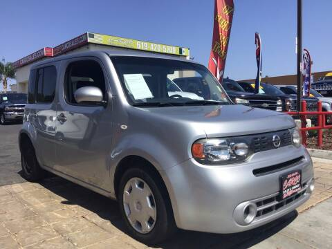 2011 Nissan cube for sale at CARCO SALES & FINANCE #3 in Chula Vista CA