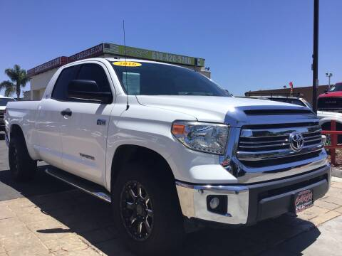 2016 Toyota Tundra for sale at CARCO SALES & FINANCE #3 in Chula Vista CA
