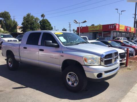 2007 Dodge Ram Pickup 1500 for sale at CARCO SALES & FINANCE #3 in Chula Vista CA