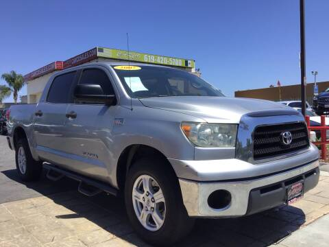 2007 Toyota Tundra for sale at CARCO SALES & FINANCE #3 in Chula Vista CA